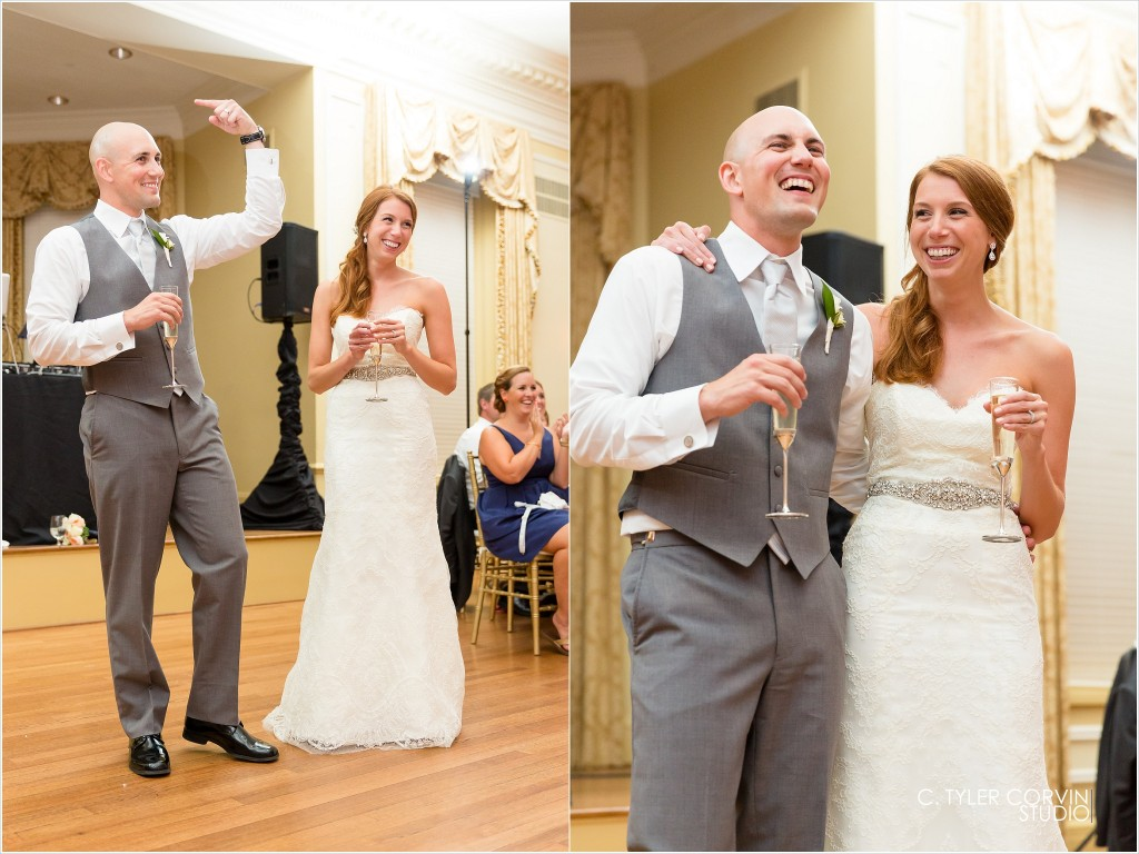 Farmington Country Club Wedding